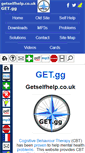 Mobile Preview of getselfhelp.co.uk